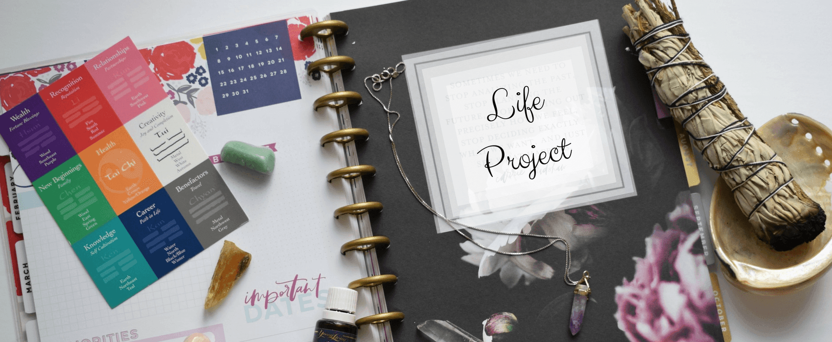 notebook life project